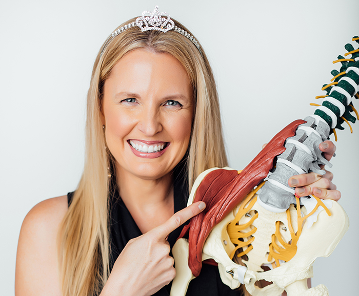 Christine Koth Holistic physical Therapist