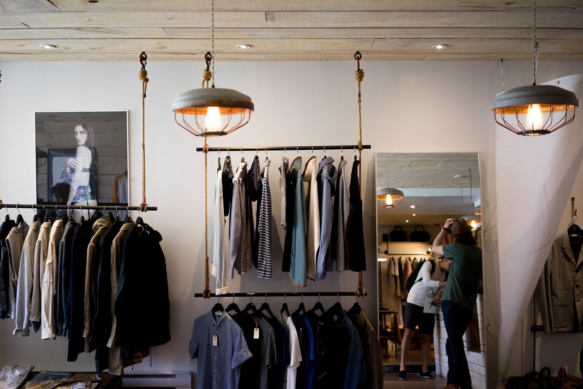 An independent fashion retailer