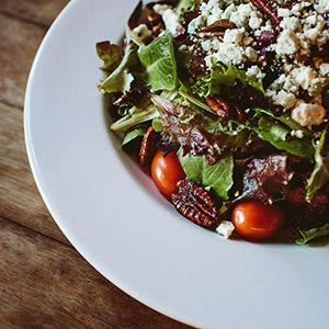 Red Car salad