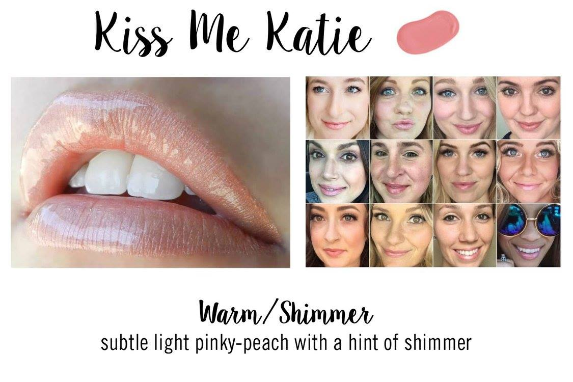 Kiss Me Katie LipSense - Summer Neutral Lipstick