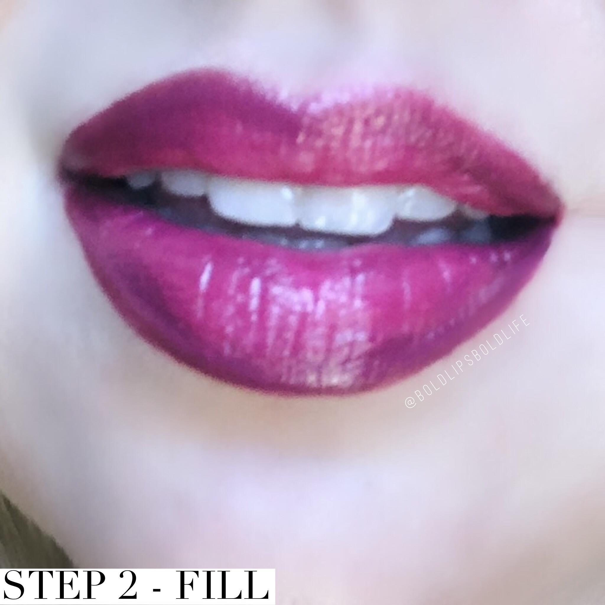 LipSense Ombré Lips - Ombre Lipstick