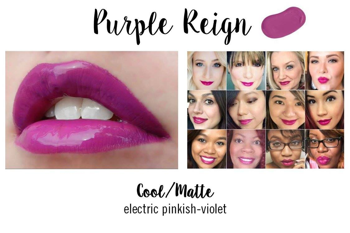 Purple Reign LipSense - Purple Lipstick