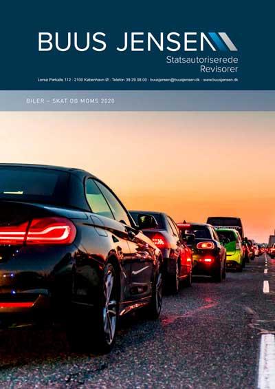 Biler - Skat og moms 2020
