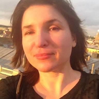 Елена Виноградова
