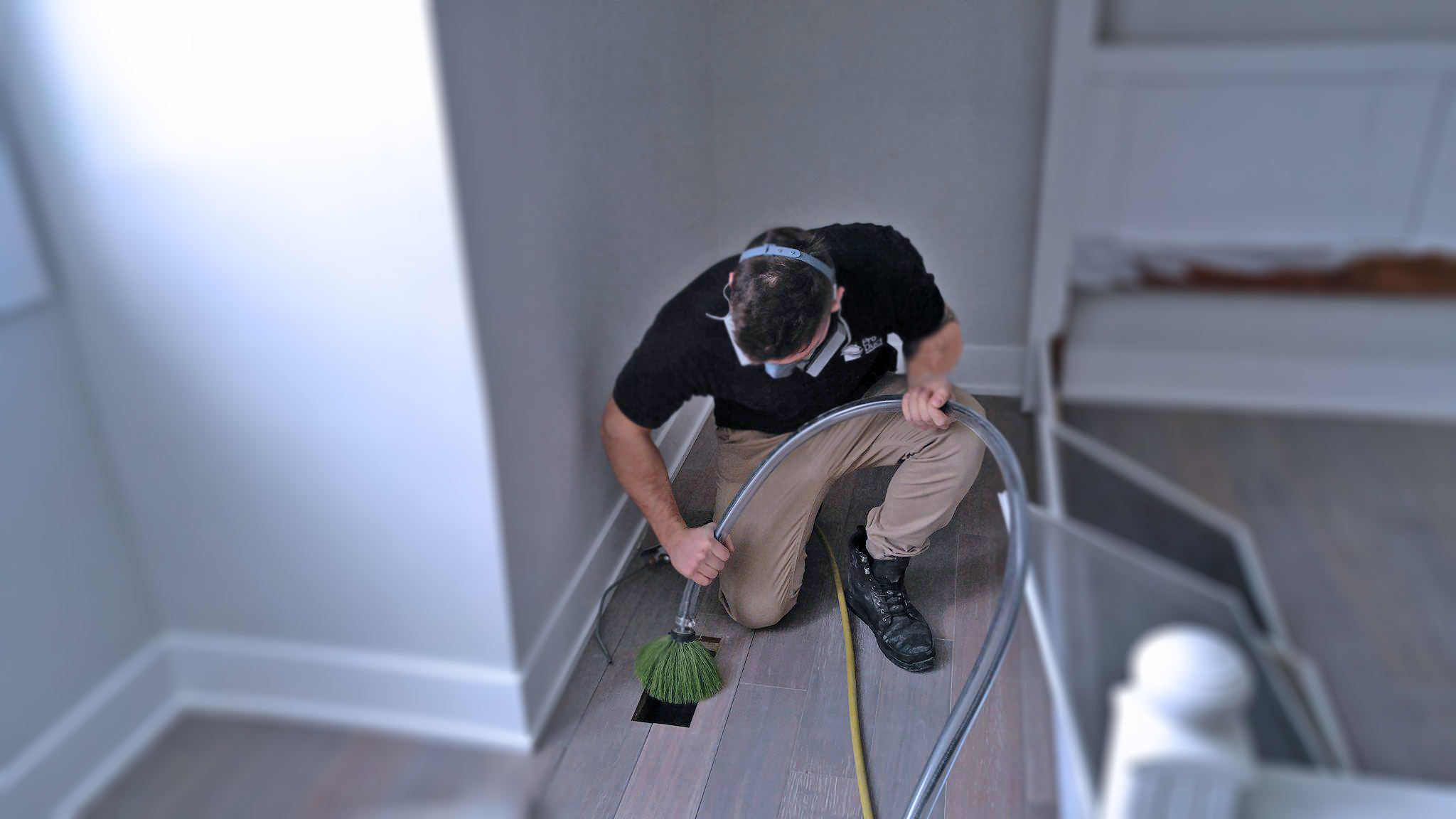 Ottawa Duct Cleaning Technician