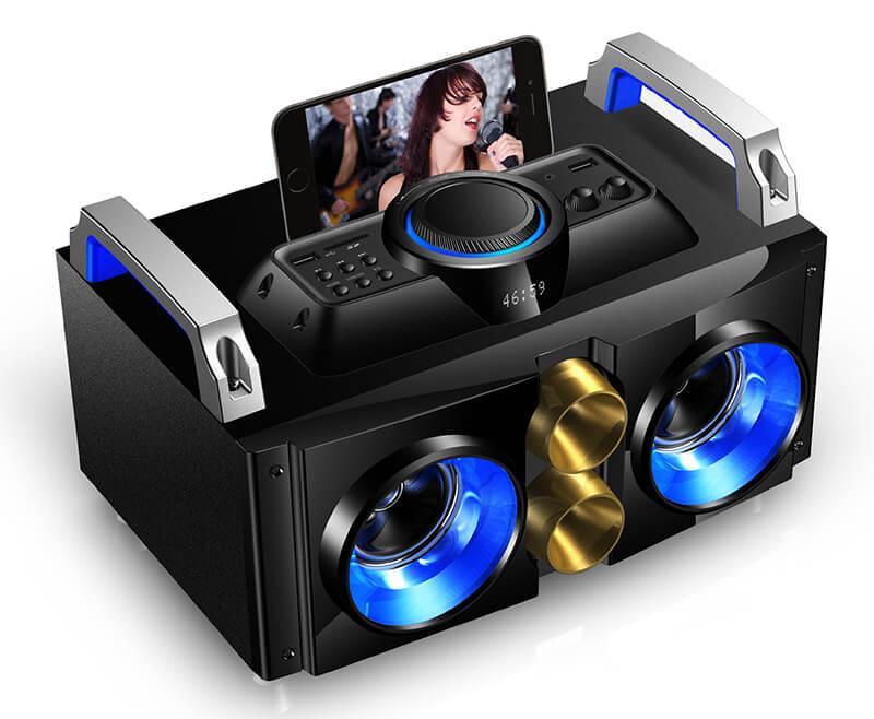 Sistema de Audio 2.1
