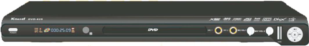 DVD KILAND 625