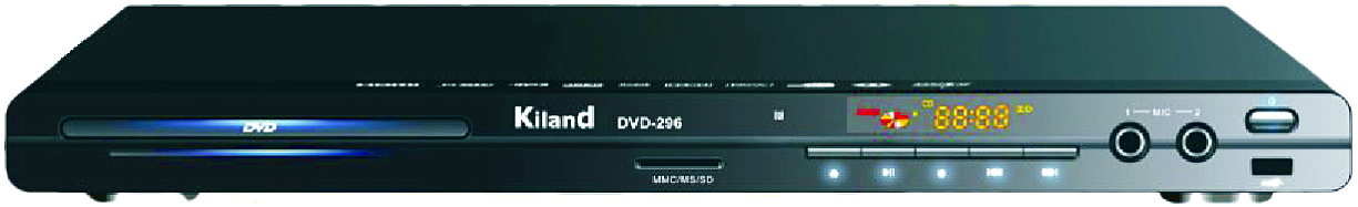 DVD KILAND 296
