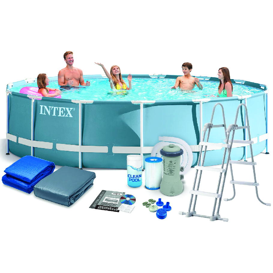 Piscinas accesorios for Piscina estructural intex