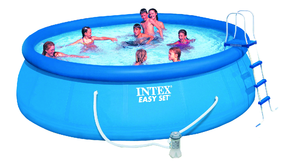 Piscina inflable 10.680 lts