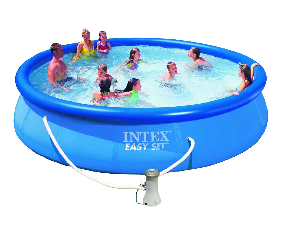 Piscina inflable 10.681 lts