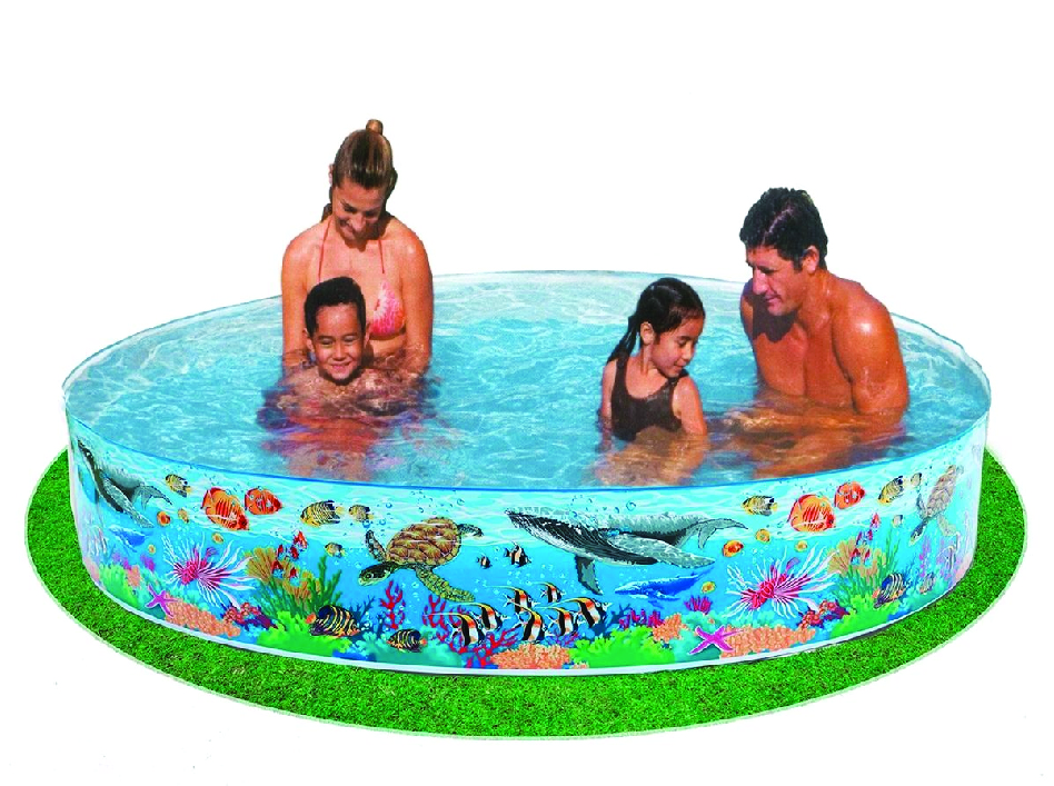 Piscina Inflable 481 lts