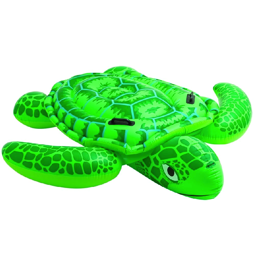 Tortuga marina inflable