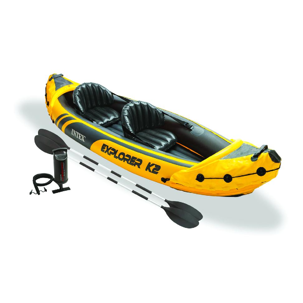 Kayak 2 adultos