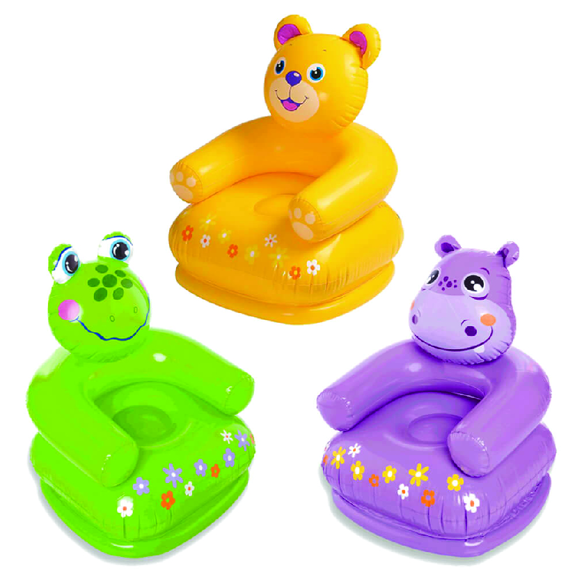 Sillón animal inflable