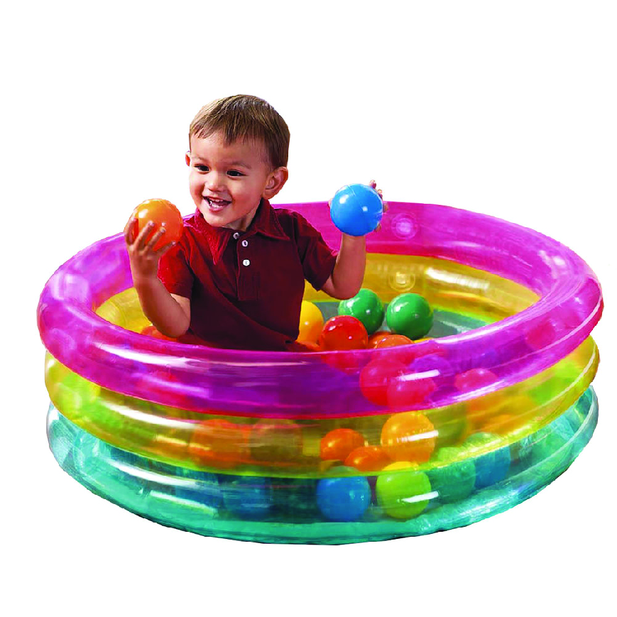 Piscina inflable 3 aros
