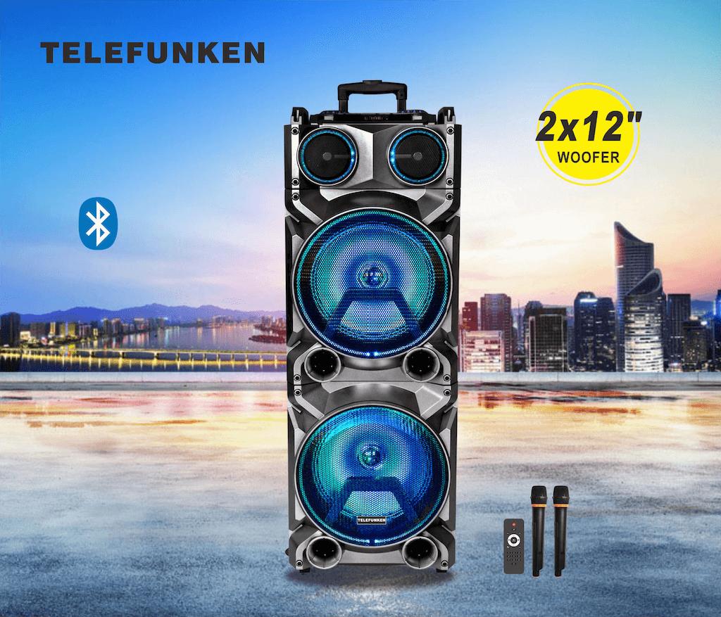 TELEFUNKEN - TLFDOBLE12