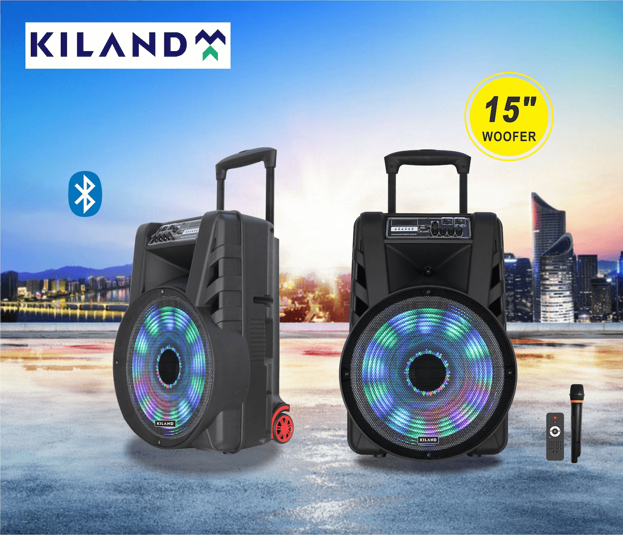 KILAND - KLD15LIGHT