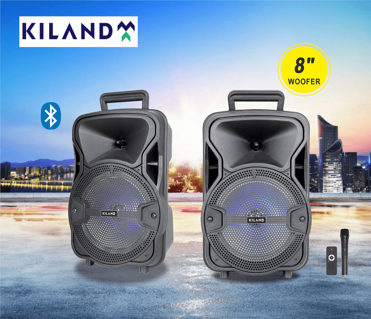 KILAND - KLD8LIGHT