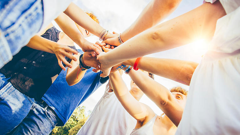 How to Build a Strong Community