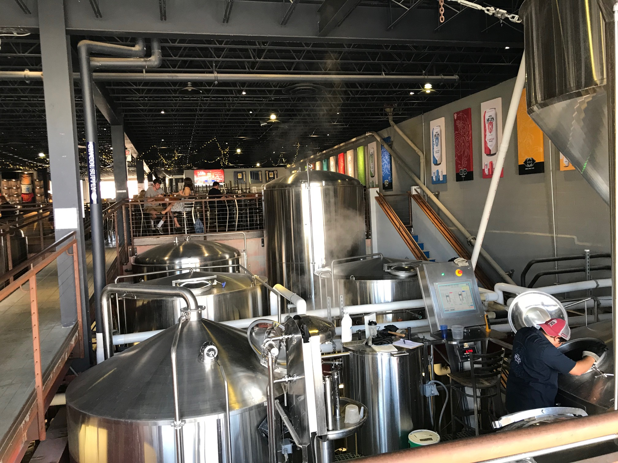 Mike Hess Brewing facility north park san diego