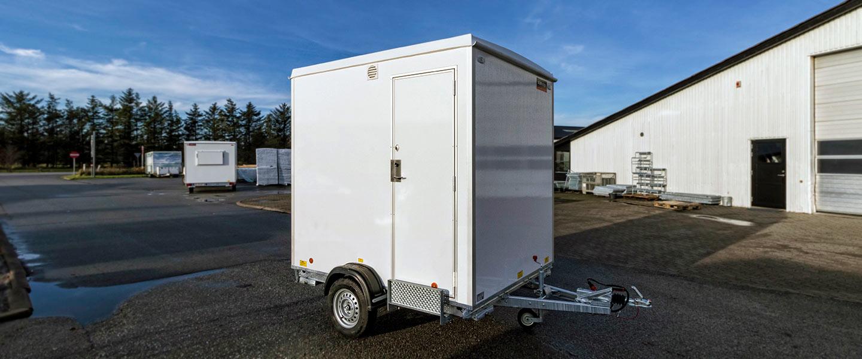 Scanvogn mobile bathroom