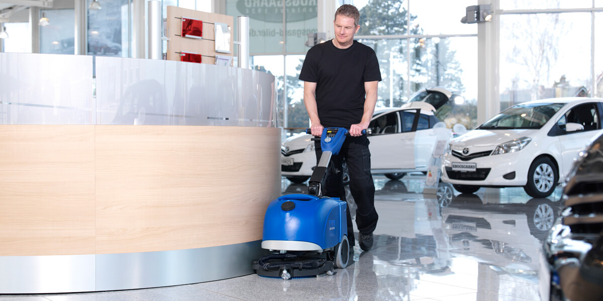 bonastre system scrubber