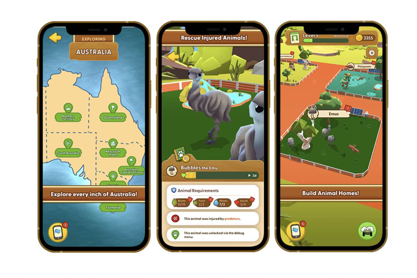 KangaZoo by Chaos Theory Games and Pentaquest