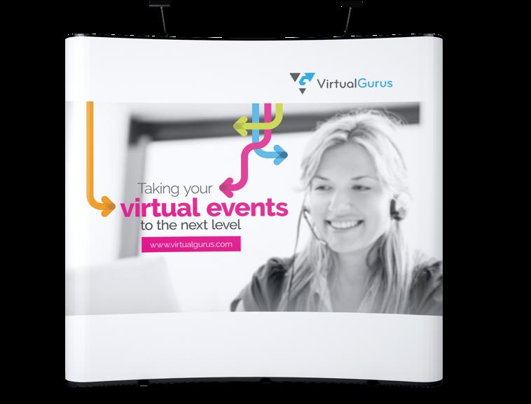 Virtual Gurus Exhibition Stand Design