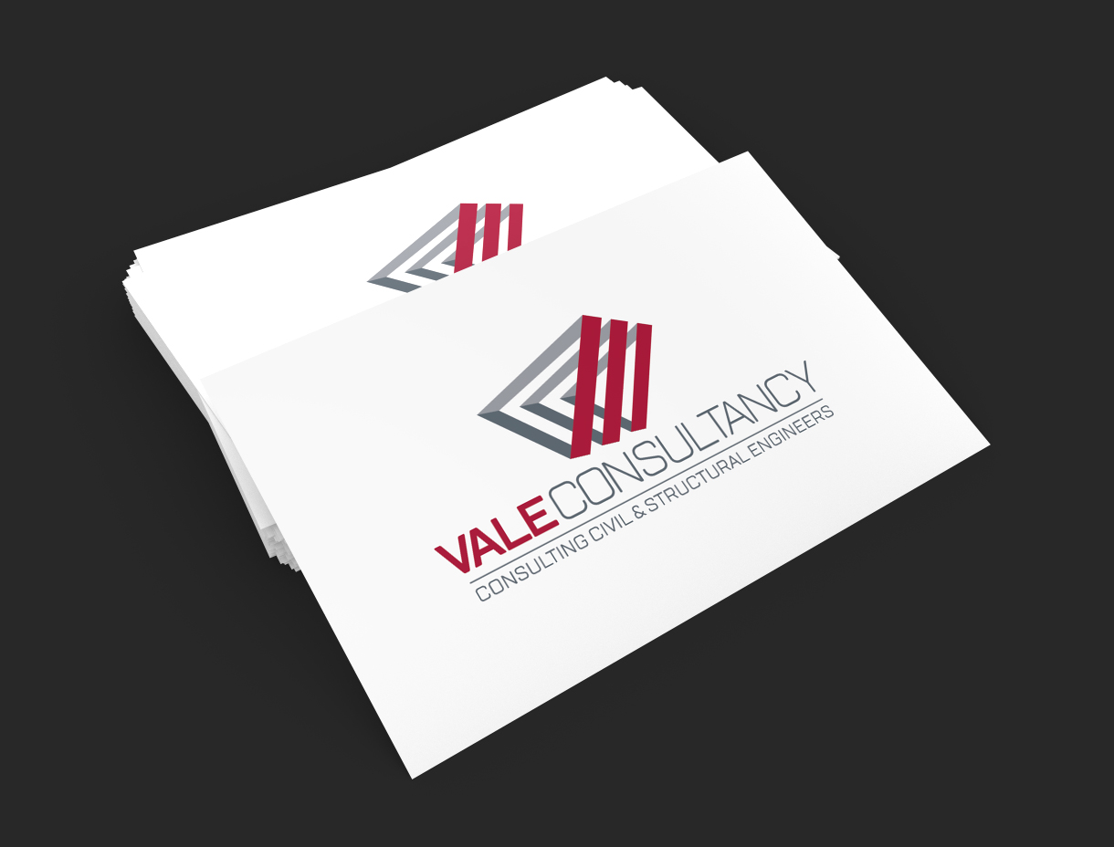 Vale Consultancy Business Cards