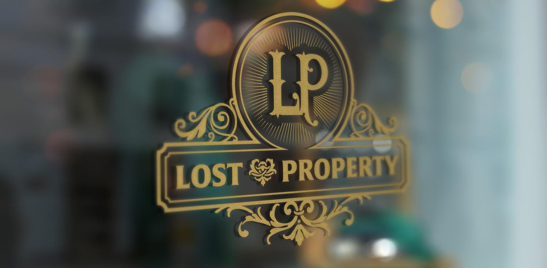 Lost property logo
