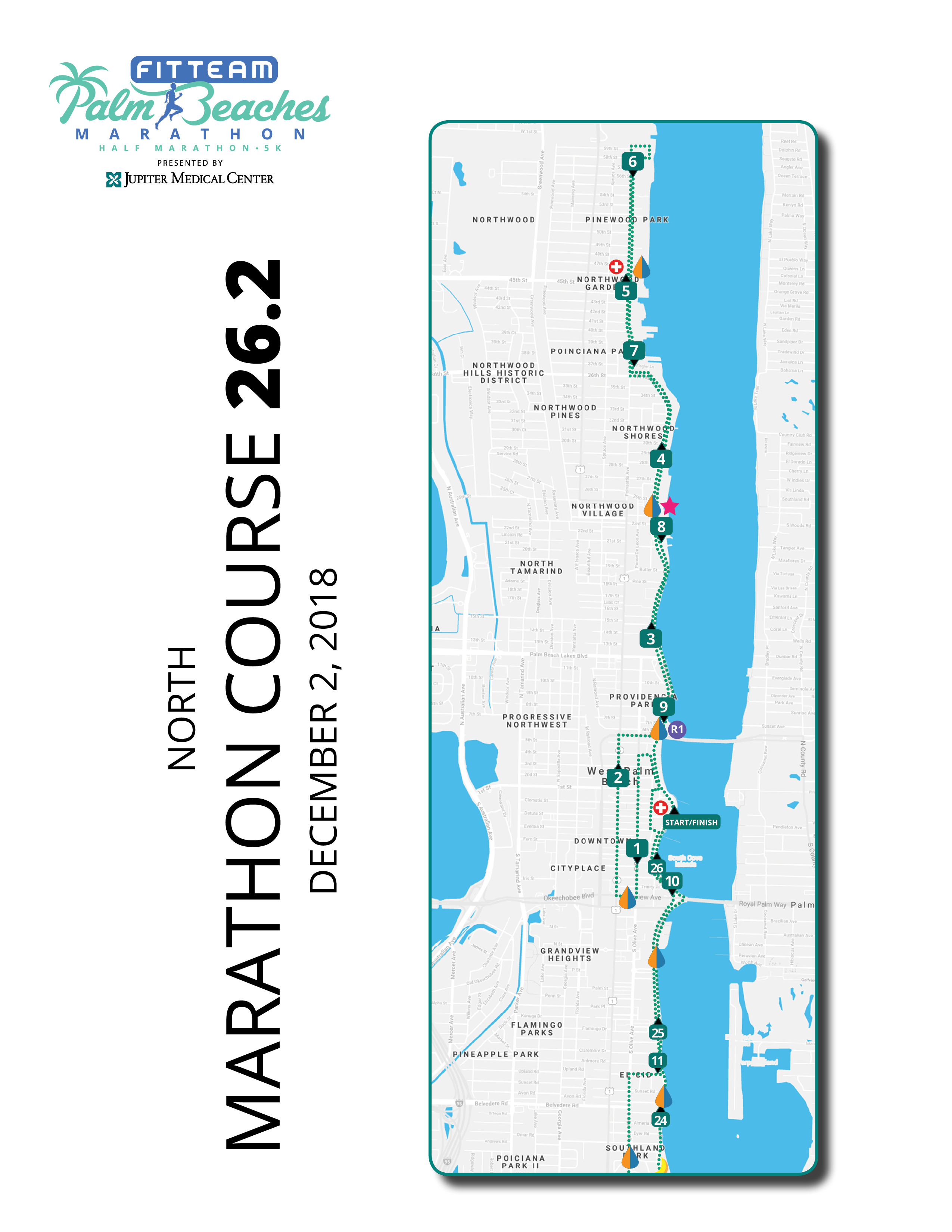 Map Of Marathon Florida.Race Info