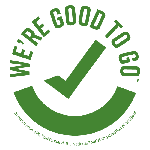 Port Charlotte Holidays - Visit Scotland Good to Go certification