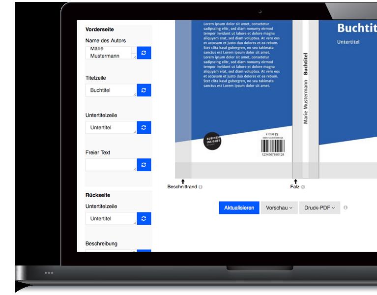 Buch erstellen, gestalten, Print und eBook – Haufe Business Insights