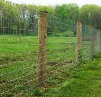 Woven Wire Fence Installation In Harrisburg Pa Surrounding Areas