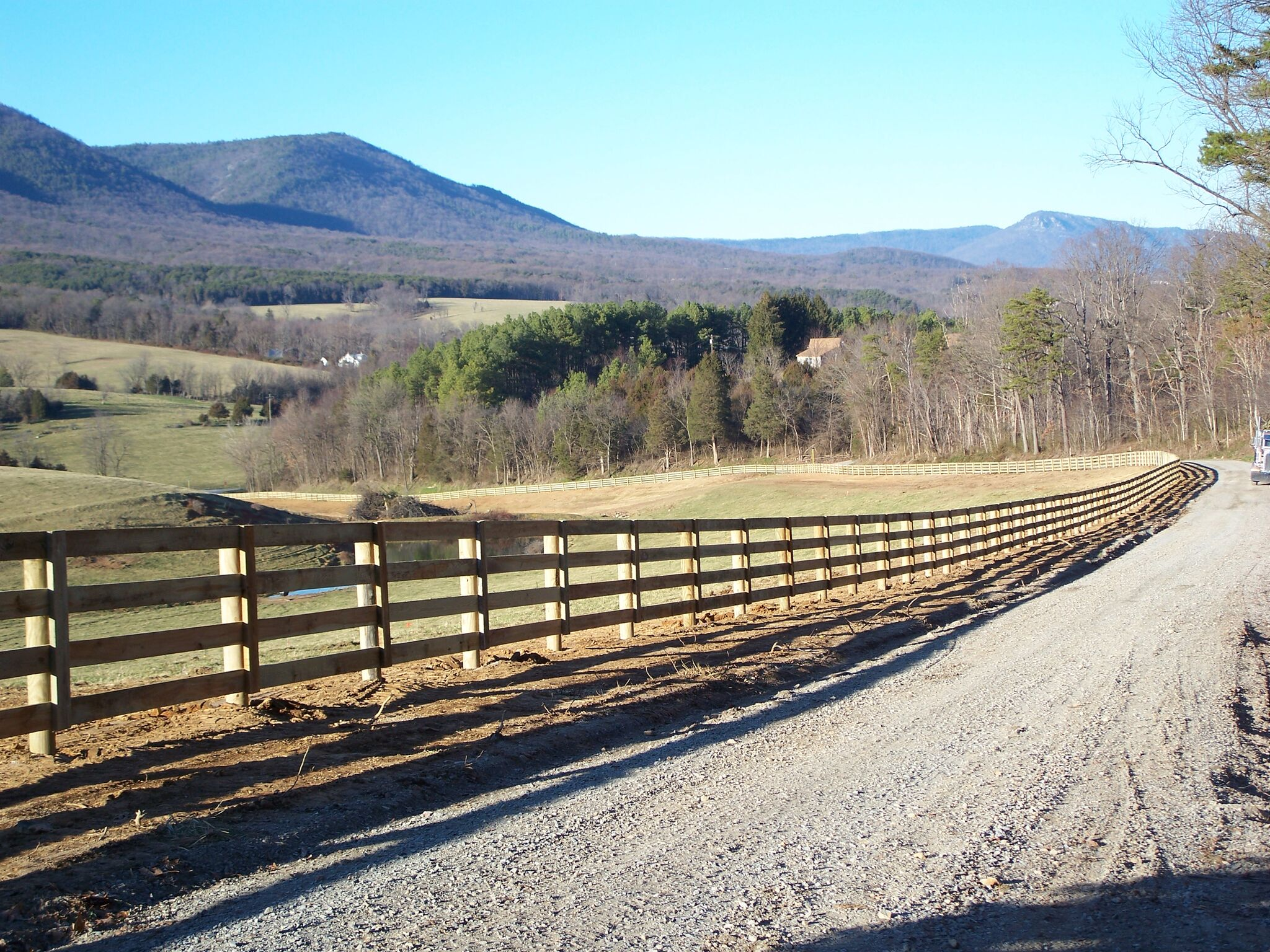 West Virginia Fencing