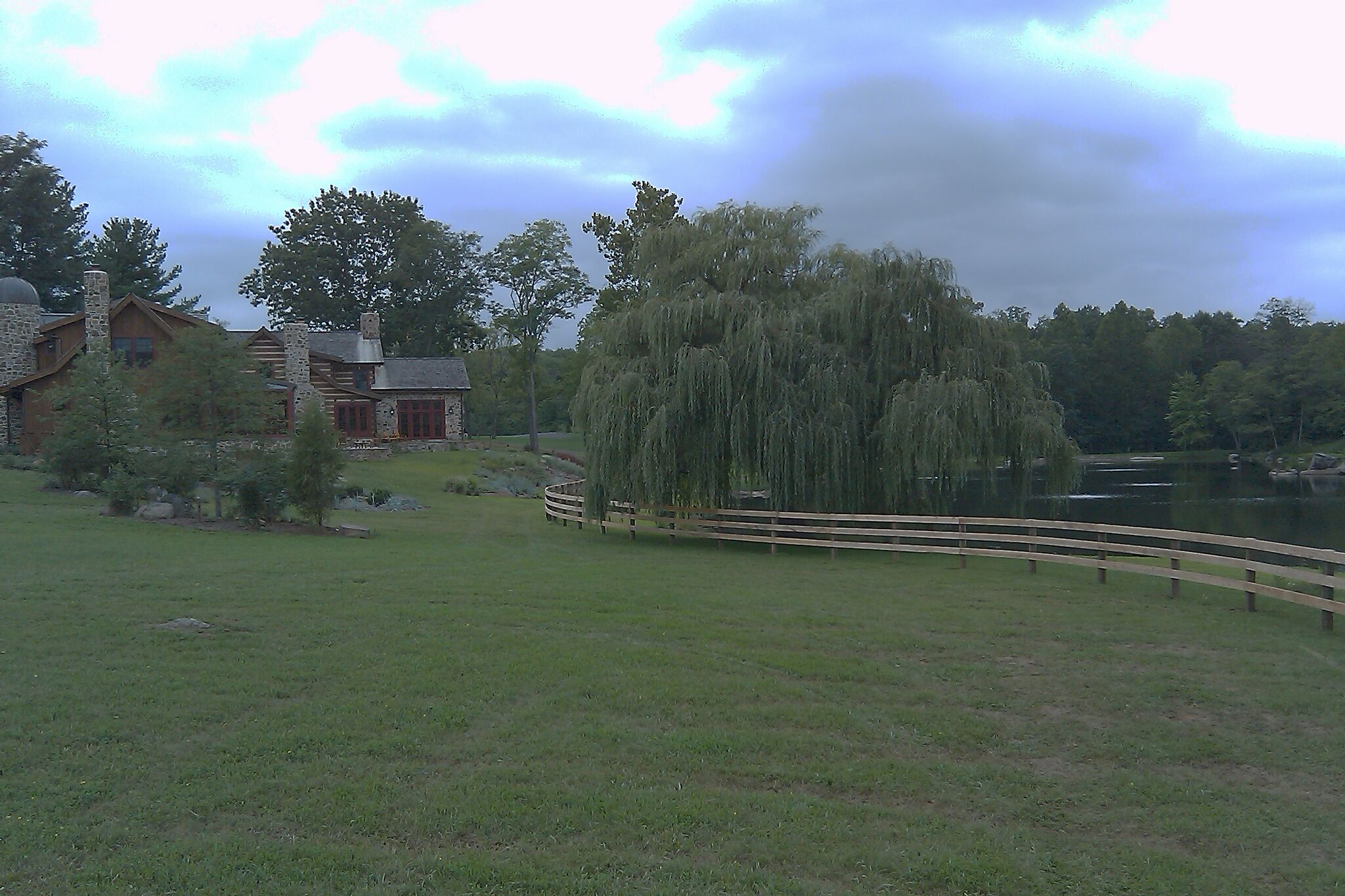 Emmitsburg Wood Fencing