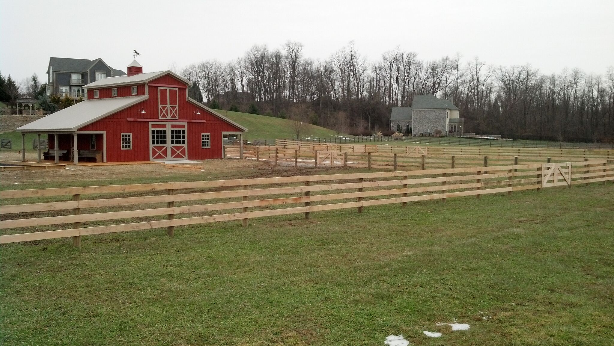 Hedgesville Fence Installation