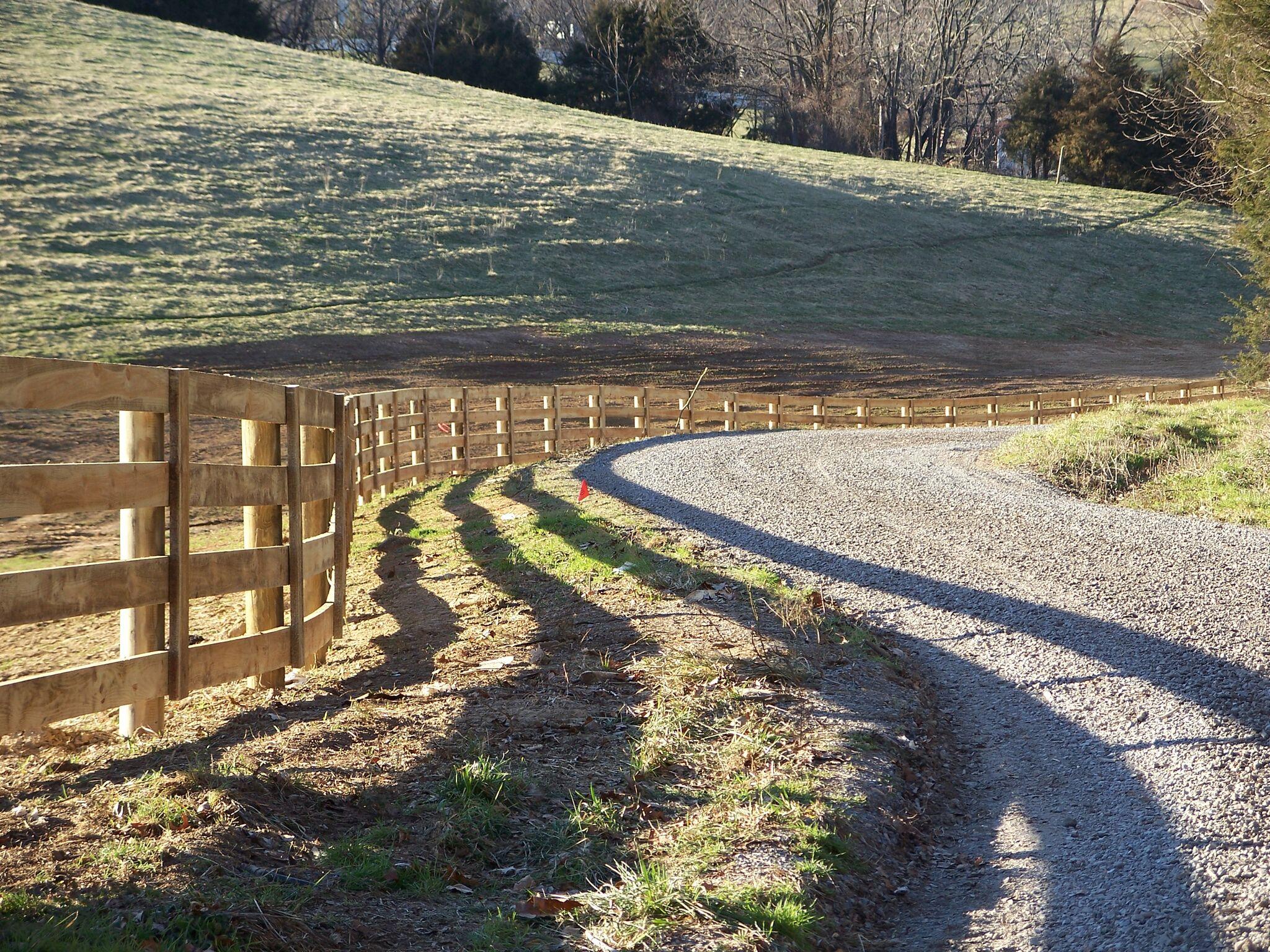 Culpeper Fence Installation