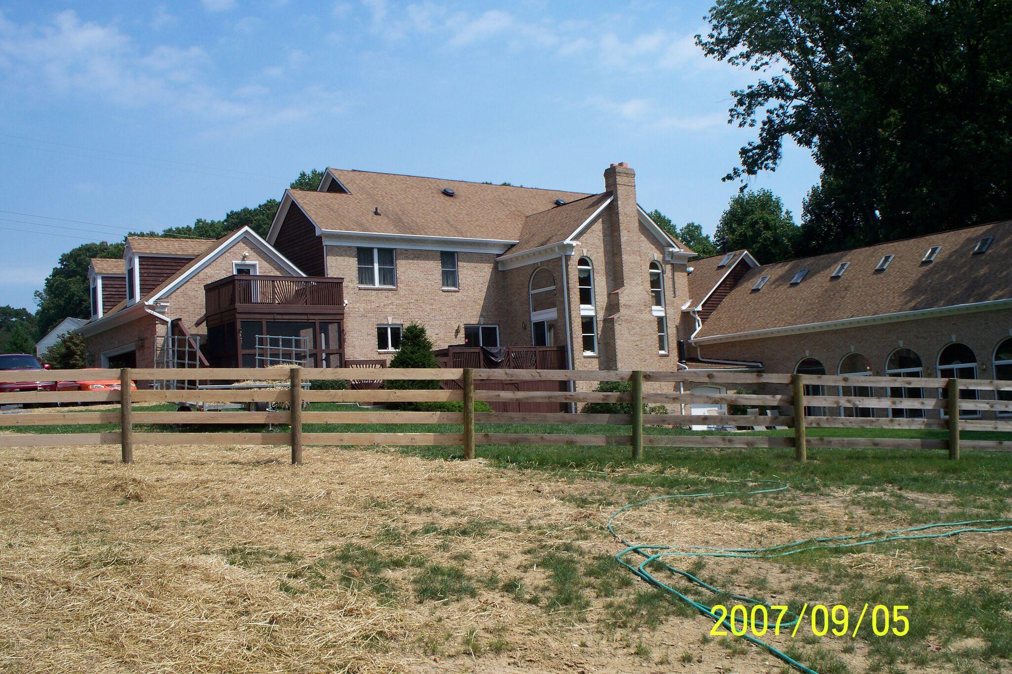 Elkton VA Fence Company