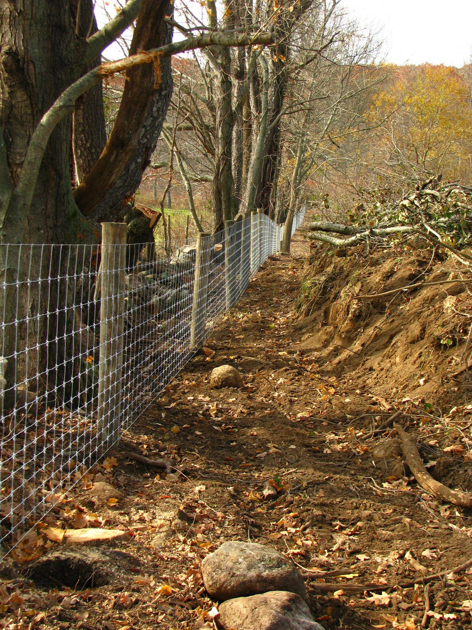 Fredericksburg Fence Installation