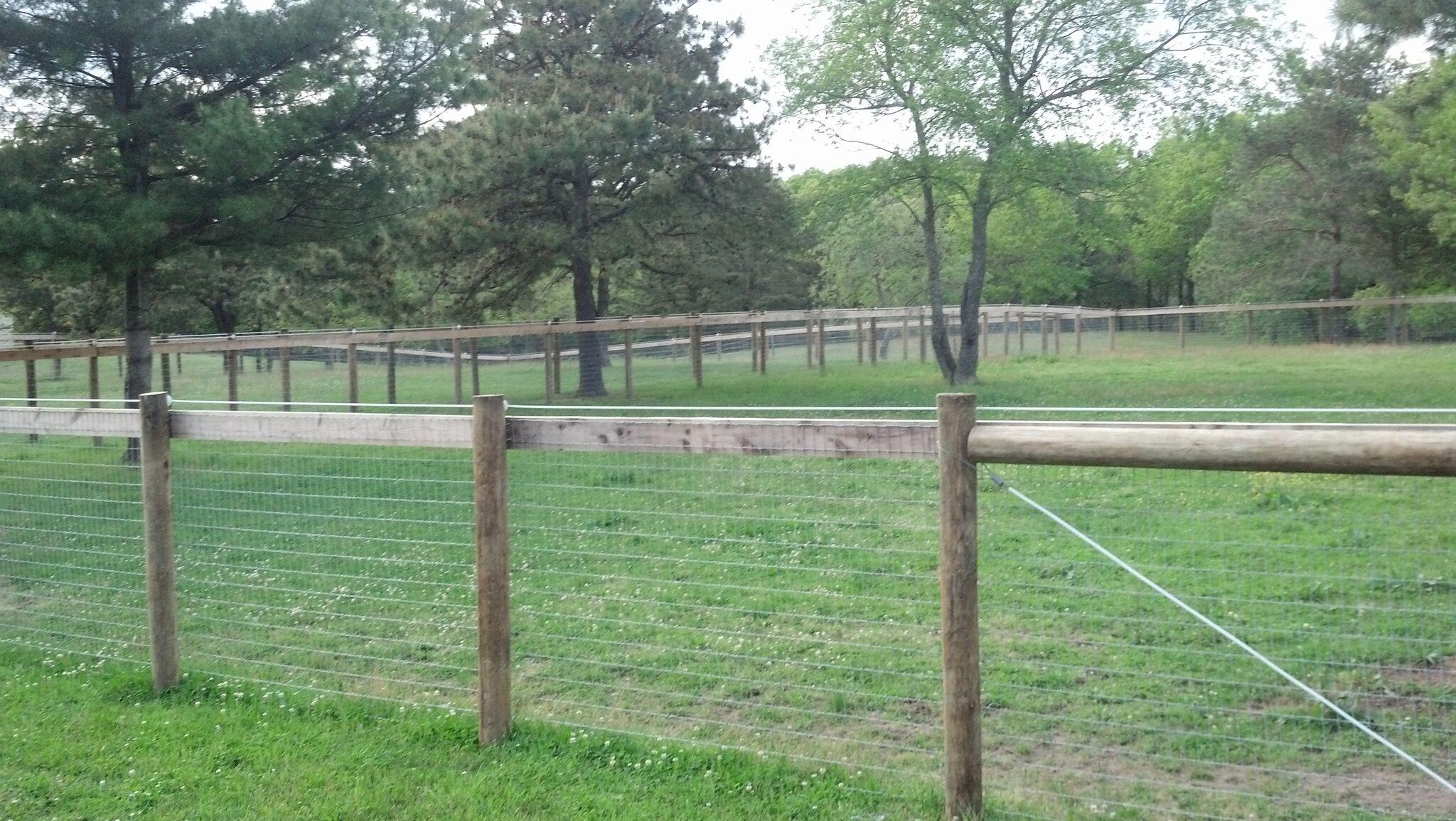 Lexington Fence Installation