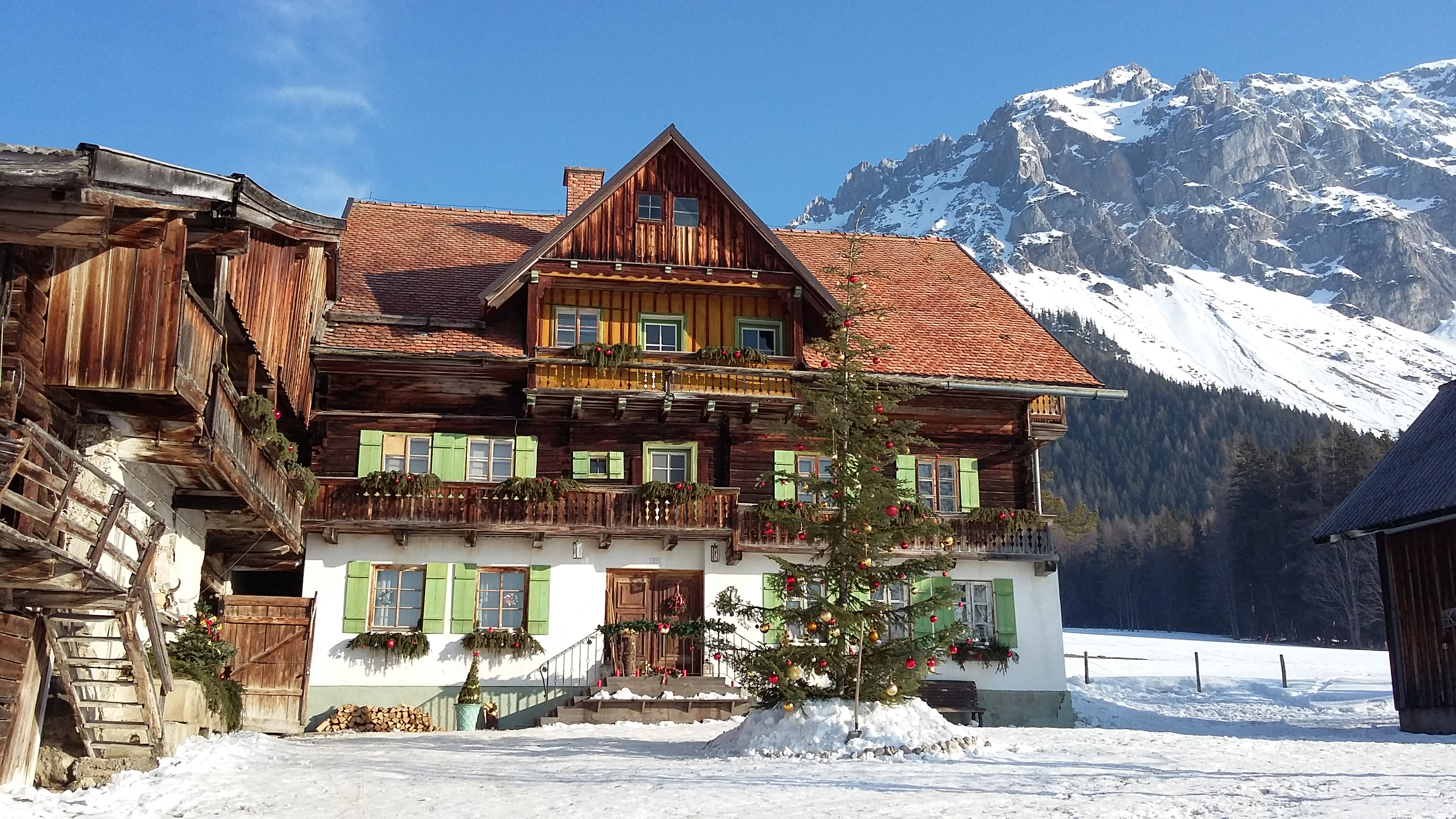 Hotel Pension Haus Am Bach Ramsau Dachstein