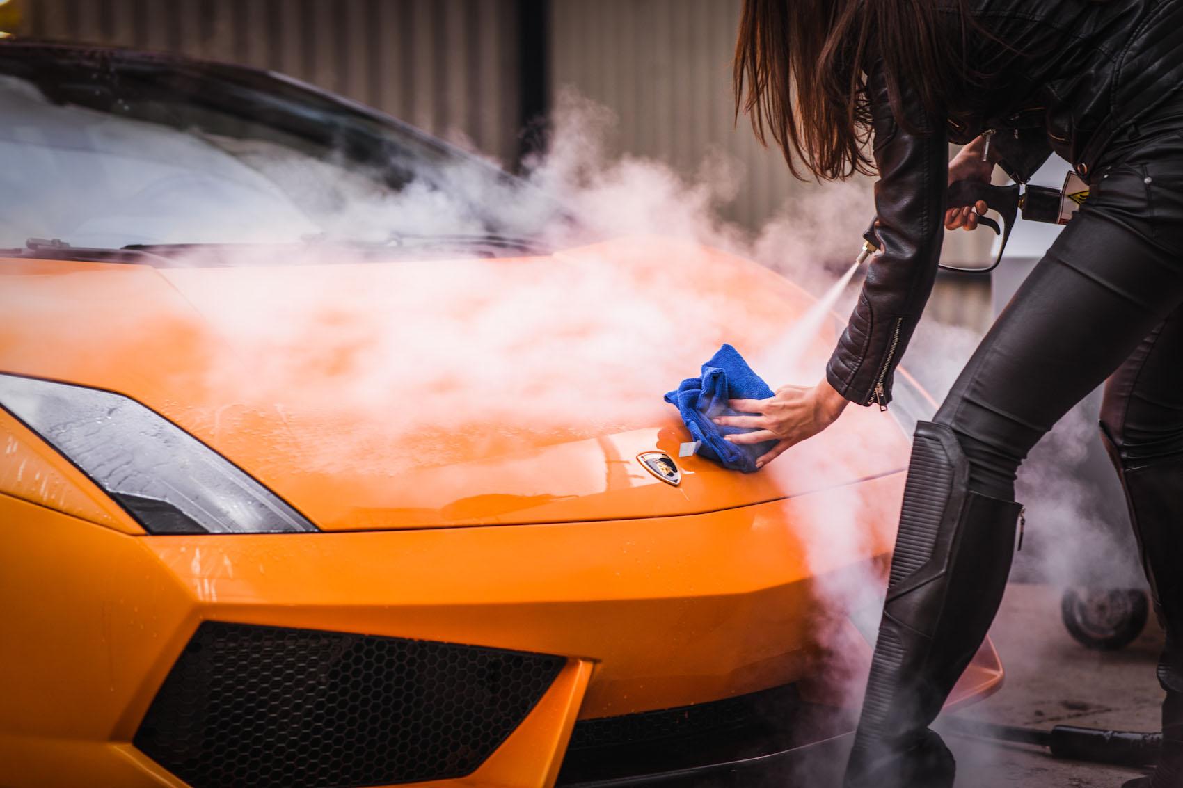 Steamer for car wash better than Optima Steamer