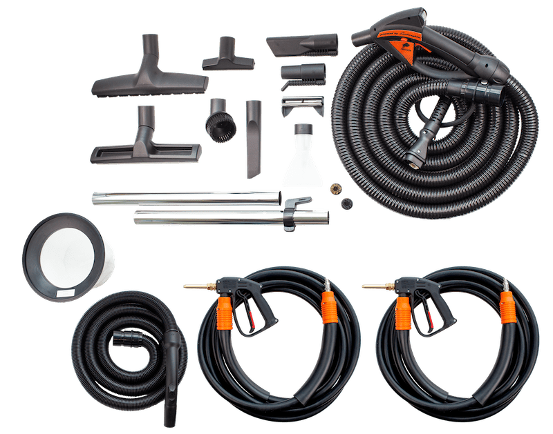 accessories and attachment for car steam shampooer