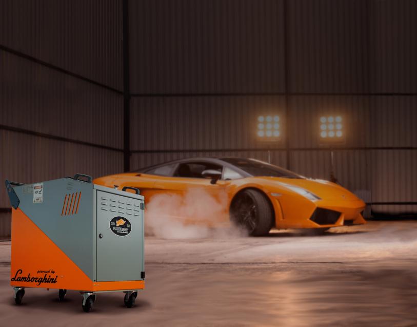 industrial steamer fortador pro s