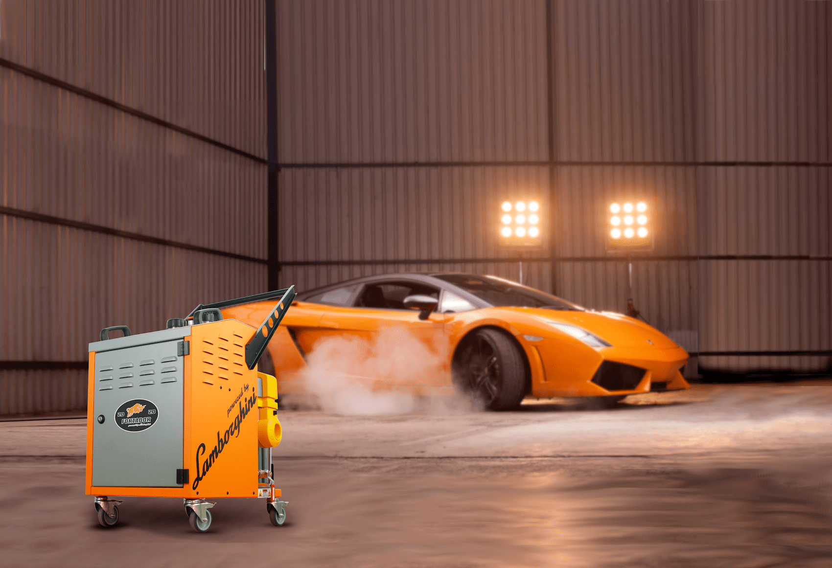 fully electric steam cleaner with vacuum