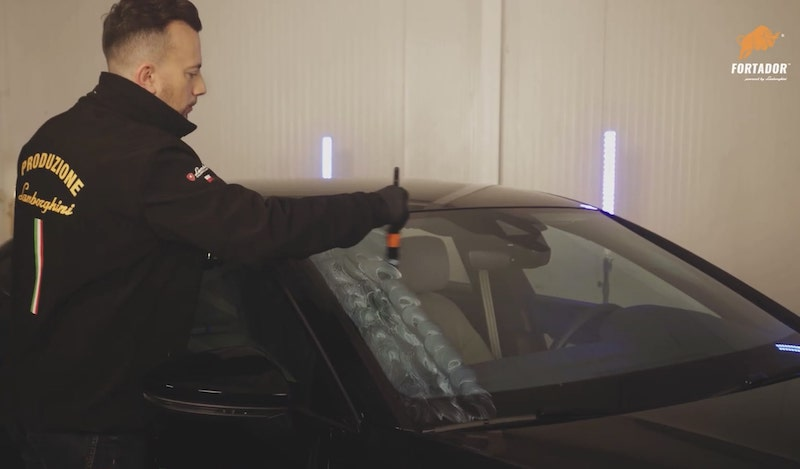 paint protection with ceramic