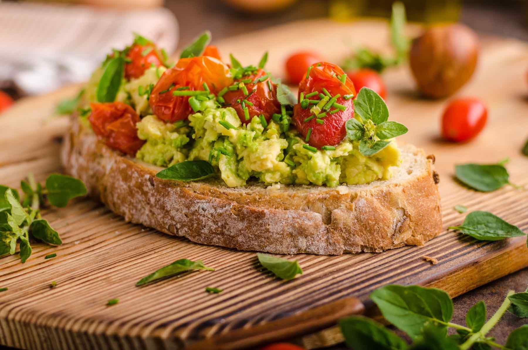 Salubrious Avocado Toast
