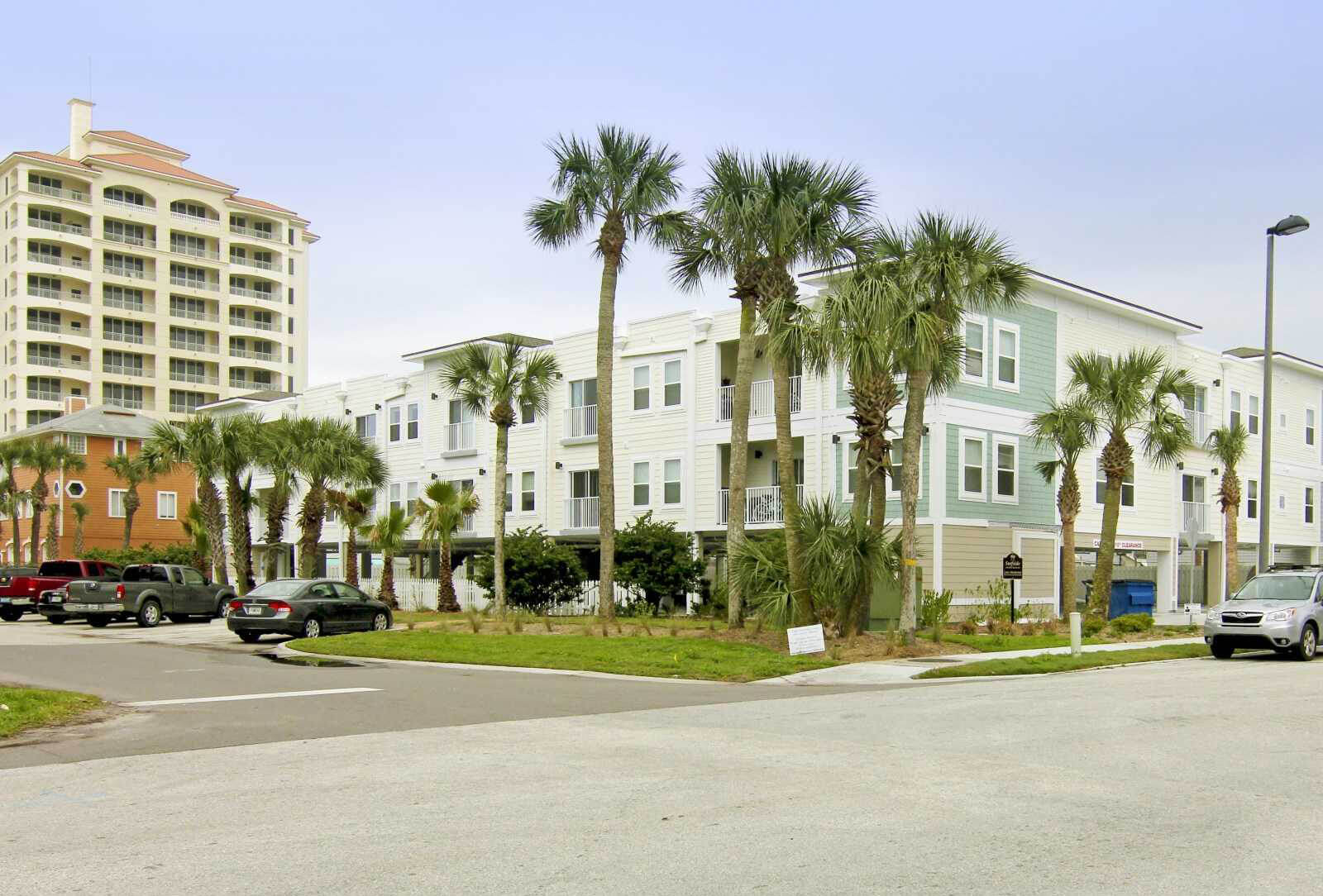 Surfside Apartments Jacksonville Beach Florida
